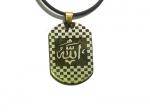 Амулет мусульманские с  надписью АЛЛАХ