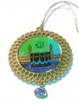 Талисман подвеска с изображением  Главного мечетей Мака
