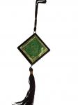 Талисман двухсторонний  мусульманский с надписью из КУРАНА