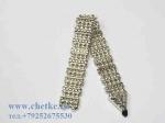 перекидные четки металлические серебряные